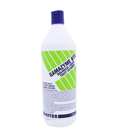 Image Gamazyme BTC Toilet Cleaner - 1L