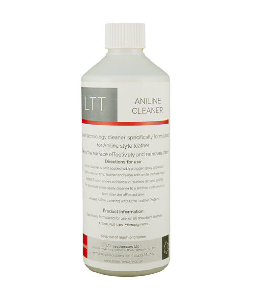 Image Aniline Leather Cleaner - 500ml