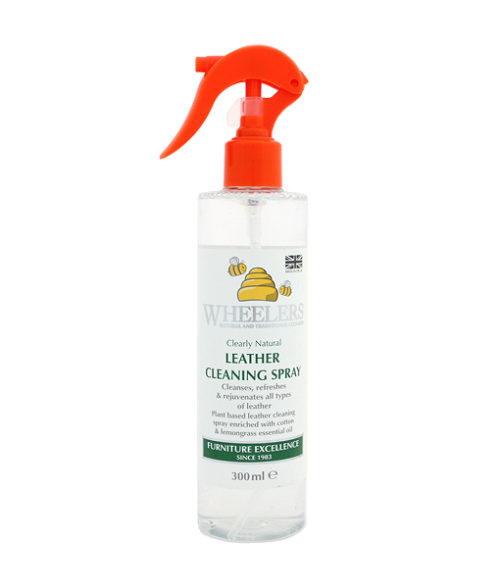 Image Leather Cleaning Spray - 300ml