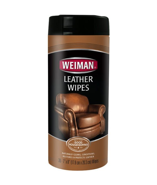 Image Leather Wipes - Tub of 30