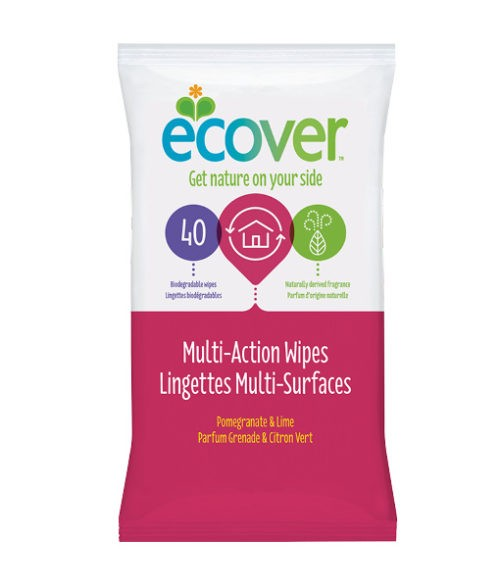 Image Multi-Action Wipes - Pack of 40