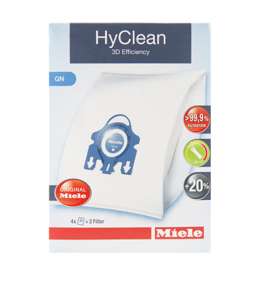 Image Vacuum Cleaner Bags - GN - Box of 4