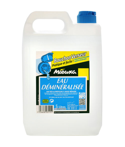 Image Distilled Water - 5L