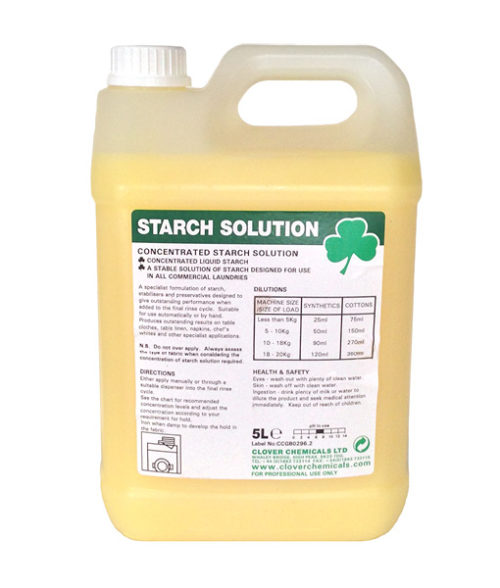 Image Liquid Starch - 5L