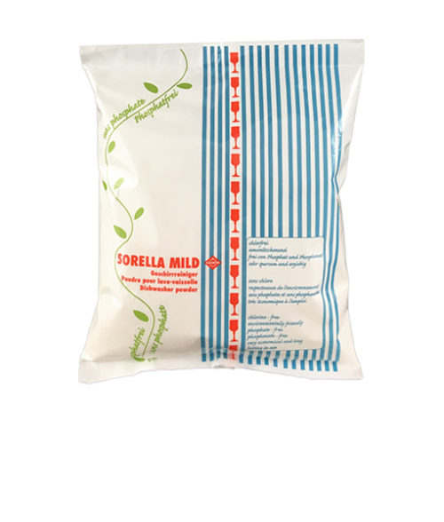 Image Dishwasher Powder Sorella Mild - 1kg