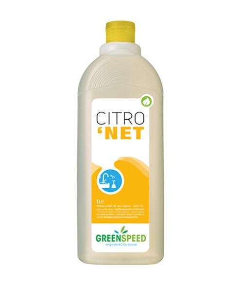 Image Citro'Net Washing-Up Liquid