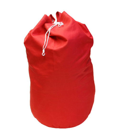 Image Linen Bag with Drawstring and Toggle