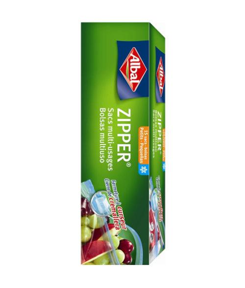 Image Multi-Purpose Zipper Bags